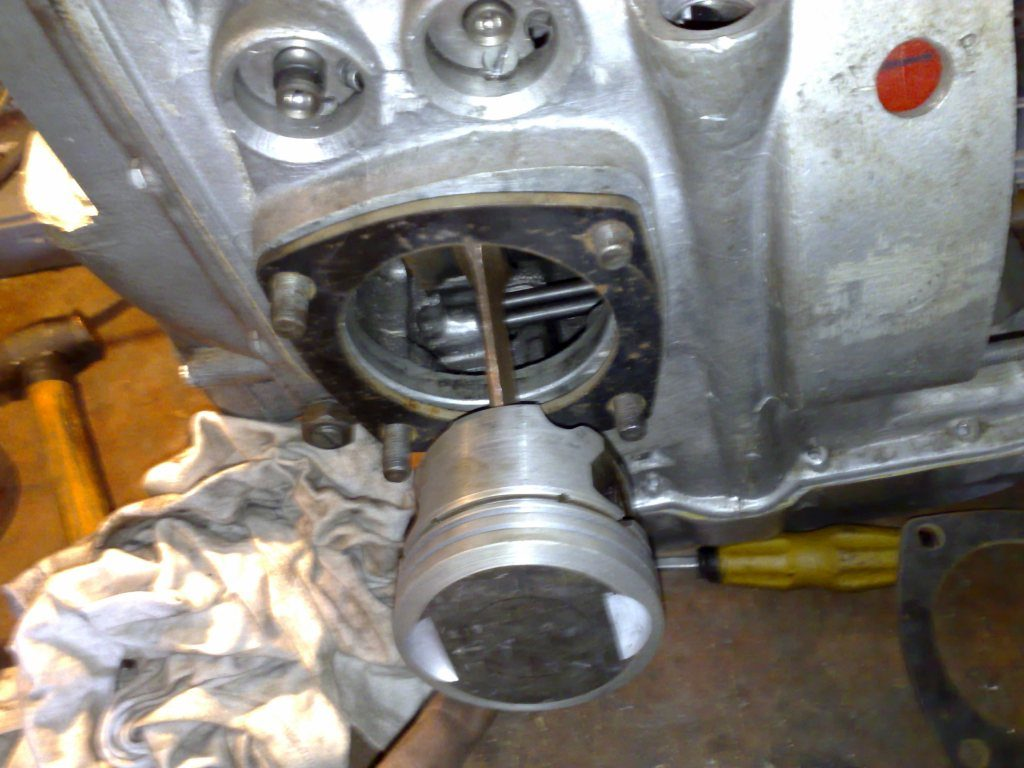 Ural 2 Wheel Drive Project Reving Fox Engine Diagram Once That Was Done I Jumped On Another Upgrade Lubrication System Engines Are Equipped With A Tiny Piddly Oil Pump Driven By Camshaft